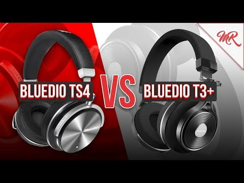 BLUEDIO TS4 VS T3+ ◊ Marcos Reviews
