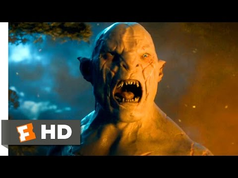 The Hobbit: An Unexpected Journey  Orcs and Eagles  1010  Movies