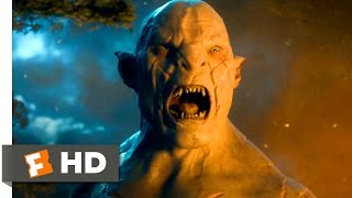 Скачать The Hobbit An Unexpected Journey Orcs And Eagles Scene 10 10 Movieclips