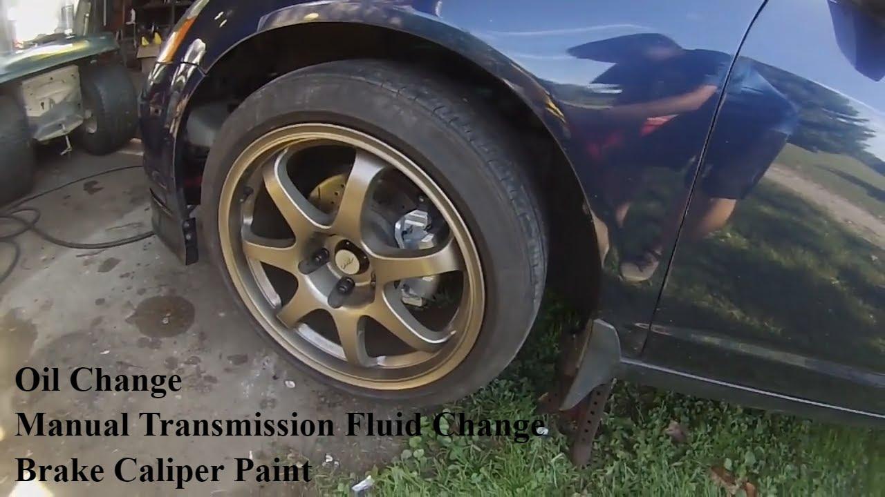 acura rsx oil change manual transmission fluid change brake caliper rh youtube com acura rsx manual transmission fluid change 1998 Corolla Transmission Fluid Change