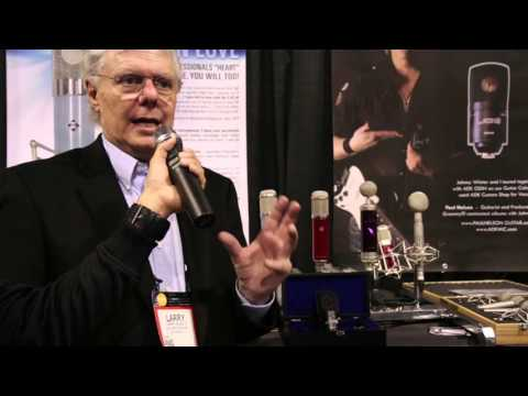 New from NAMM 2016 - ADK Odin Mic