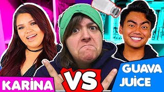 WORSE? KARINA GARCIA VS GUAVA JUICE SLIME Kit. Which is worth it? SaltEcrafter #37