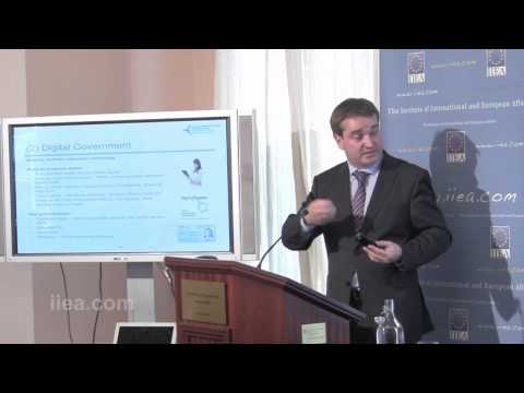 Robert Watt - Public Sector Reform in the Context of the European Economic Recovery - 19 May 2014