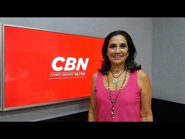 Entrevista CBN Campo Grande: Carla Stephanini, subsecretária da mulher