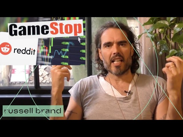GAMESTOP: Has it exposed the truth about the Wall St / Establishment conspiracy?