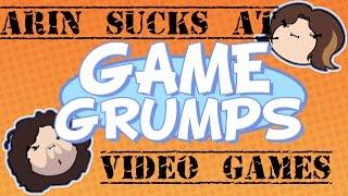 Arin Sucks at Video Games Part I Compilation - Game Grumps