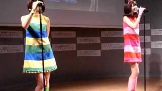 2009年5月5日KDDIデザイニングスタジオ@原宿 にて.
