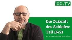 Prof. Amann-Jennson - These 16/21 - getrennt schlafen