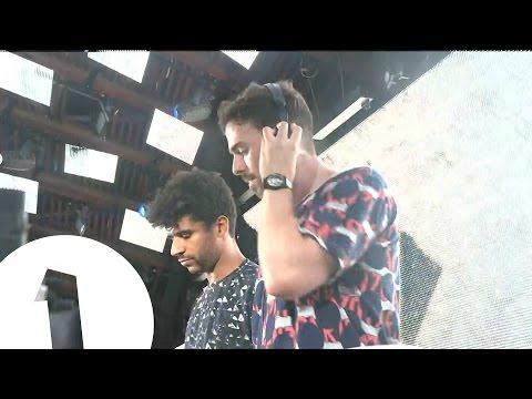 Jamie Jones & Patrick Topping B2B for Radio 1 in Ibiza 2015
