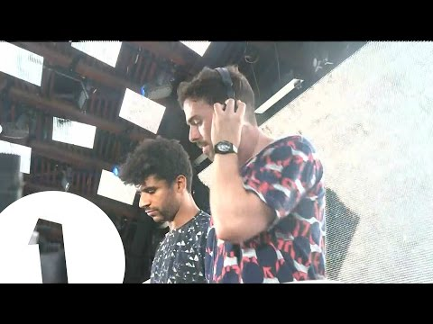 Jamie Jones & Patrick Topping B2B for Radio 1 in Ibiza 2015