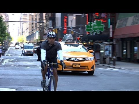 Statistics reveal how America bikes to work