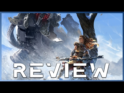 Horizon Zero Dawn Review - The evolution of narrative storytelling