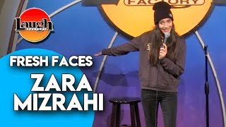 Zara Mizrahi | Women Objectify Men | Laugh Factory Stand Up Comedy
