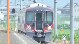2600系 JR四国 新型特急 予讃線 試運転へ 海岸寺駅!