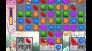 How to beat Candy Crush Saga Level 346 - 2 Stars - No Boosters - 117,940pts