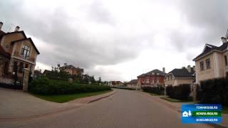 видео Новорижское шоссе коттеджные поселки