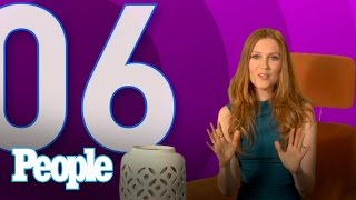 Darby Stanchfield's Favorite Scandal Costar | People