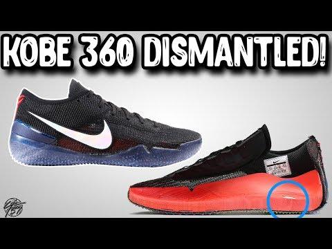 Nike Kobe AD NXT 360 Dismantled!