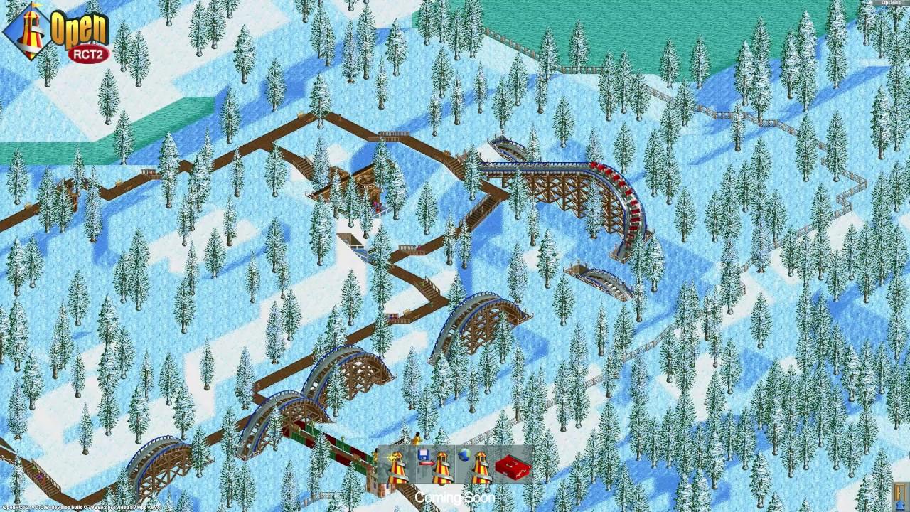Rollercoaster tycoon 2 scenario download | RollerCoaster