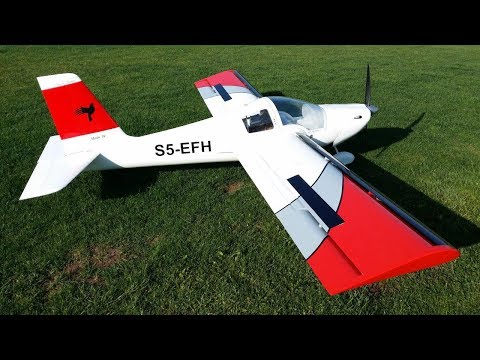 RC Swiss Trainer STOL wing project_5