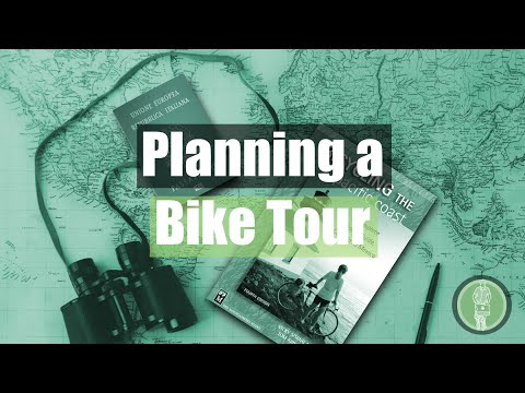 Planning A Bike Tour