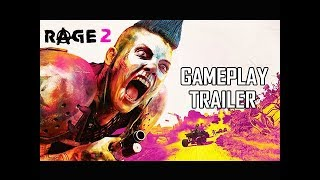 RAGE  - Gameplay Reveal Trailer (Official)