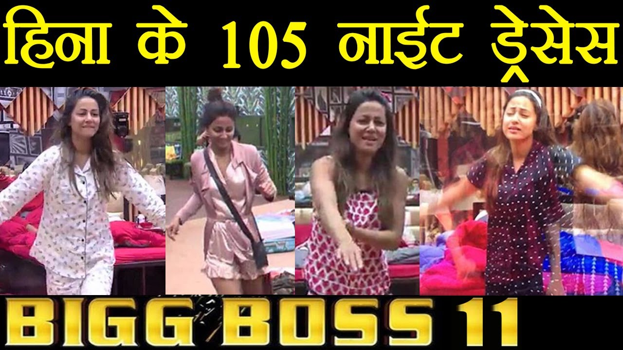 Bigg Boss 11 Salman Khan Vikas Gupta Makes Fun Of Hina Khan S 105
