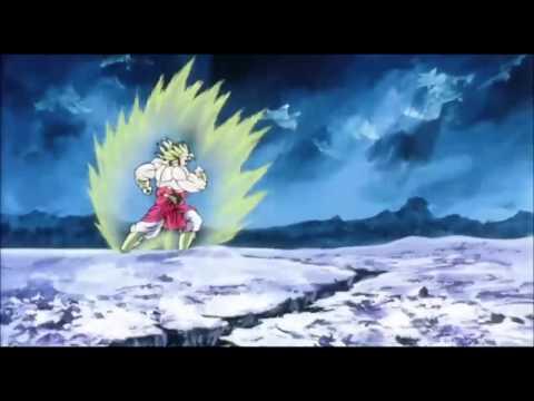 Broly Transforms Into The Legendary Super Saiyan (HD)