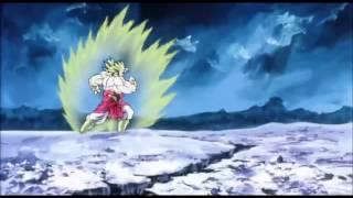 Broly Transforms Into The Legendary Super Saiyan HD