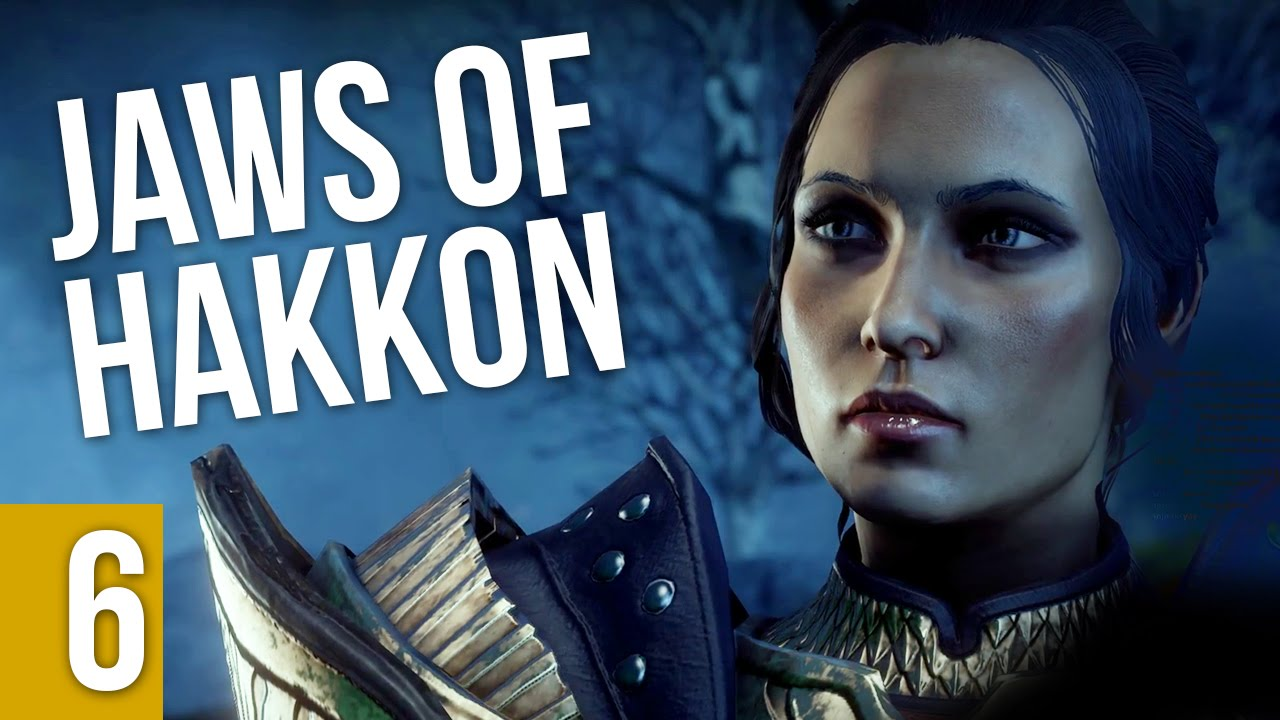 Download Jaws of Hakkon DLC with Cyndarra | Episode 6 (Dragon Age: Inquisition)