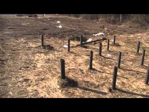 Видео Производство ангаров из оцинкованной стали омск