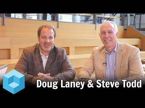 Doug Laney & Steve Todd -#MITCDOIQ - #theCUBE