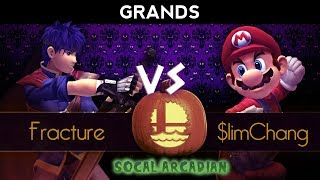Gambar cover SoCal Arcadian 6 - Top 48//Grands ft. Fracture (Ike) VS R3|$limChang (Mario)