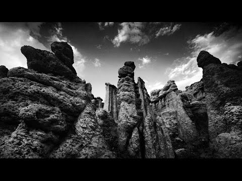 World's Strangest Rock Formations | Kuklica Macedonia
