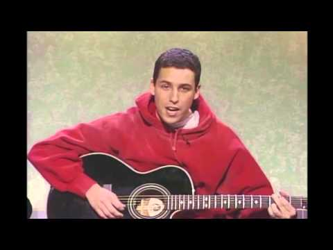 Adam Sandler  Chanukah Song PARTs 1+2
