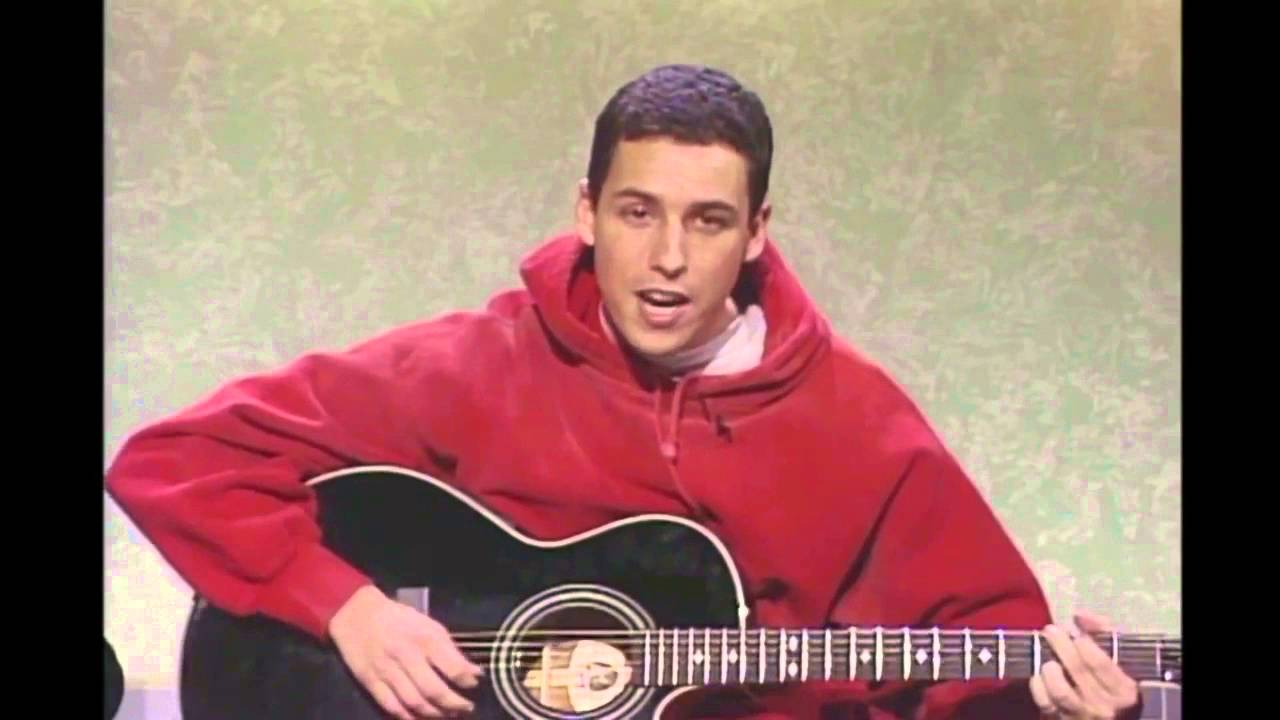 Adam Sandler - Chanukah Song PARTs 1+2 - YouTube