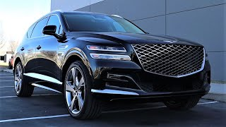 2021 Genesis GV80: Is This The Best Luxury SUV Ever???
