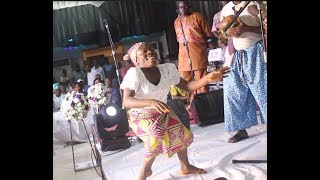Odunlade Adekola Dance  Sprays Money On This Awesome Ibadan Band As Woli Agba Storm In