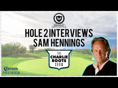 Charlie Boots Hole 2 Interviews | Sam Hennings Actor