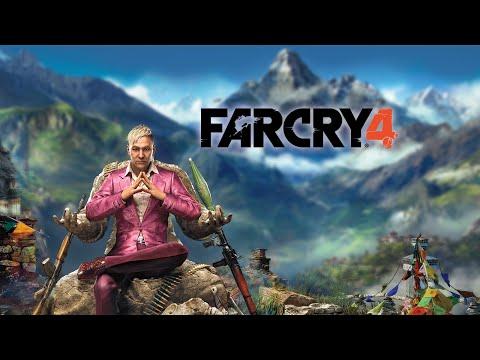 FARCRY 4   I5 3470   GTX 650 Ti BOOST   8 GB RAM   GAMEPLAY HD   MEDIUM SETTINGS