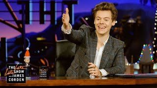 Harry Styles to the Rescue! by : The Late Late Show with James Corden