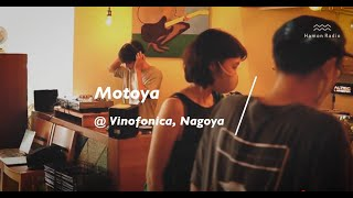 Motoya @ Vinofonica, Nagoya.  Supported by Another Radio