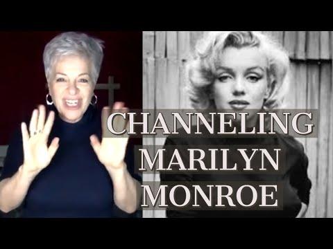 CHANNELING MARILYN MONROE
