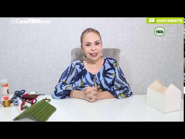 Casita Navideña Dulce - Hecho con estilo