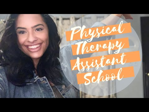 Physical Therapy Assisant Student | Awkward First Video