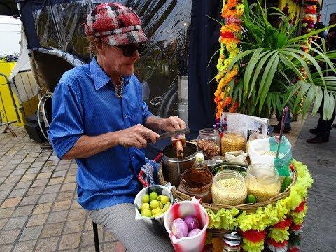"Kolkata Indian Street Food: The Jhal Muri Wallah of London: ""Everybody Love, Love Jhal Muri Express"""