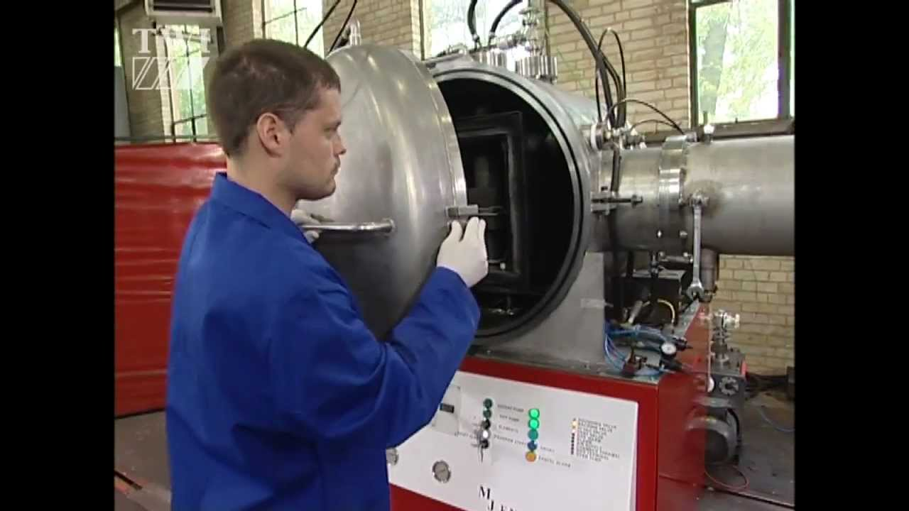 diffusion bonding machine