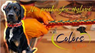 Colors by Adela - ruční výroba obojků a vodítek