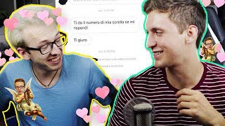 UNA FAN MI HA RIMORCHIATO?! - con Leo