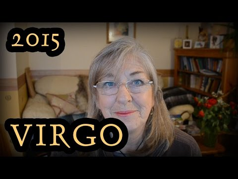 Virgo Horoscope For 2015